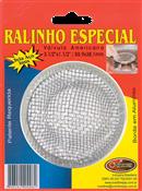 """Ralinho Inox Pias Válvulas Americanas 3.1/2"""" 11778 20001"""