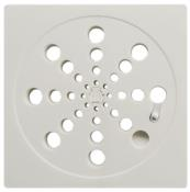 Grelha Plástica Quadrada C/fecho 150mm 11785 180004