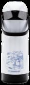 Garrafa Térmica Magic Pump Decorada Leite 1,0l 11793 8790NBL