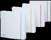 Exaustor Para Banheiro Silent 100 Design Branco 220v 60hz 11819 SELENT 100 DESIGN