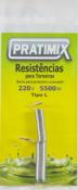 Resistência 220v 5500w Tipo Lorenzetti - Linha Torneira Elétrica Easy 11846 LT0255