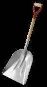 Pá Carvoeira De Alumínio Com Cabo 11890 217-4