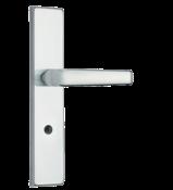 Fechadura Externa Tetra Chave Inox Broca 40mm 11908 800/17 EI
