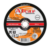 Disco Corte Metal/inox AbF-9 228,0x2,0 11945 DC0RN0152