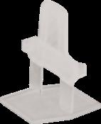 Clip Nivelador Porcelanato 2,0mm 11949 CP-20