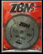 Serra Circular Widia Zbm Furo 20mm 7.1/4x60d 11967 000512.714.060