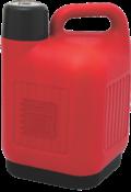 Garrafão Térmico Vermelho 5l 12055 54464/1095PVM