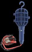 Suporte Para Lâmpada Com Garra Bateria + Cb. Paralelo 2 X0,75/5 Metros  Base Plástica 12251 439