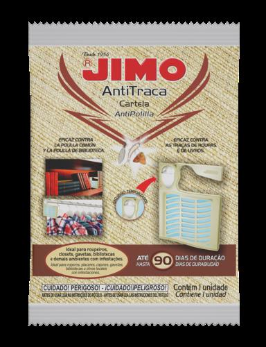Jimo Antitraça Cartela 12286 JIMO