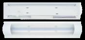 Luminária Led Sobrepor Linear 20w Bivolt 1400lum Smd Ks 6k 12316 9151