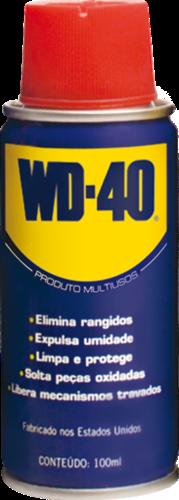 Wd40 Tradicional Aerosol 100ml - WD-40 12362 12x100ML