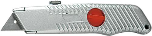 Estilete Trapezoidal Lâmina Retrátil De Metal 12479 789649