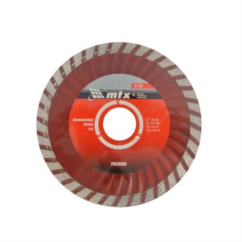 Disco Diamantado Turbo  110mmx2,0x20,0mm 12516 731789