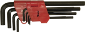 Jogo Chave Allen Longa 1,5 A 10mm 9 Peças 12524 112319
