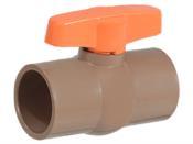 Registro Esfera Plástico Soldável 60mm 1276 2134