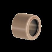 Bucha Marrom Redução Curta 50x40mm 1304 0363