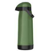 Garrafa Térmica Magic Pump Verde Militar 1,8l 10421 8799CHÁ9