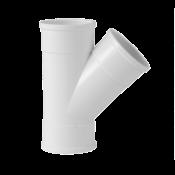 Junção Esgoto Simples    40x 40mm 1317 0626