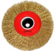 Escova Aço Rotativa Fio 0,30mm 6x 1 1383 6X 1