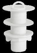 Válvula Lavatório Plástico Sem Ladrão V-8 1415 0812