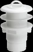 Válvula Tanque Plástica  1.1/2 V 9 1416 0813