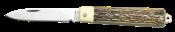 Canivete Inox Ponta Fina 1457 26300/003
