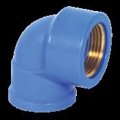 Joelho Azul 90º 25x1/2 1468 0499