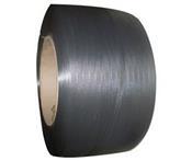 Fita Arquear Caixas Plástica PretA-Semi (2000m) 10mmx0,65 1738 10MMx0,65