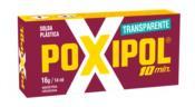 Cola Poxipol Transparente 16g 174 1538