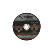 Disco Corte Ferro 2 Telas Sca102 7x1/8x7/8 1892 DC006