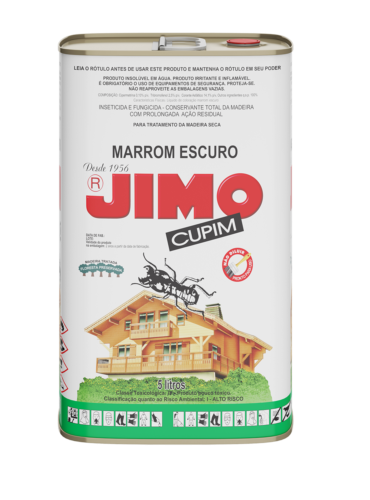Jimo Cupim Marrom 5l 1977 11665
