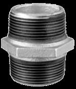 Nipel Ferro Galvanizado Duplo 1/2 2059 CG280C