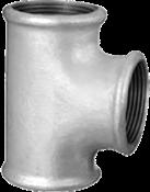 Tee Ferro Galvanizado 3/4 2077 CG130D