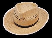 Chapéu Palha Adulto Furado 2153 341