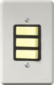 Interruptor Embutir 3 Teclas Simples 2210 13100