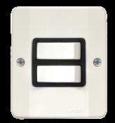 Interruptor 2 Teclas Simples 2304 32100