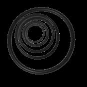 Anel Vedação Esgoto   75mm 2400 0672