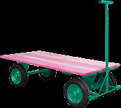 Semi Reboque Plataforma 600kg 1,5x0,80 2593 204108101
