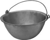 Panela Alumínio Polenta 28cm 263 08