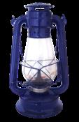 Lanterna Rural Querosene Azul 2725 255/AZ