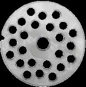 Disco Máquina Carne 10 Furo 8,0mm 2881 02881