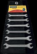 Jogo Chave Boca Fixa 6-17mm 6 Peças 3028 42001/206