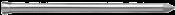 Prego Aço Sem Cabeça 3,0x48mm 17x21 3332 PA1721SC