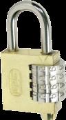 Cadeado Segredo Latão 25mm 3535 00501