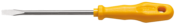 Chave Fenda Cabo Amarelo 16  3/8x 8 3556 41500/051