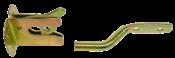 Fecho Bico Papagaio Portão Madeira Bicromatizado 3793 30018