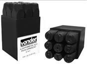 Algarismo Bater Aço 6mm 4130 1005