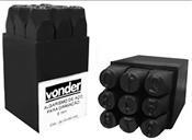 Algarismo Bater Aço 8mm 4131 1006