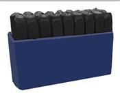 Abecedário Bater Aço 4mm 4132 2002