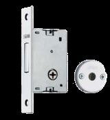 Fechadura Segurança Quadrada Inox 50mm - 1001 427 1001